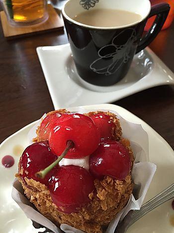 まるで宝石みたいなケーキ ブールブール(豊田市)
