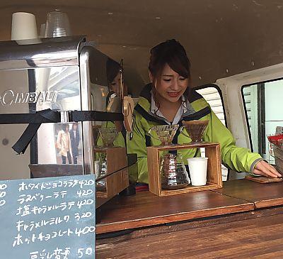 カフェバスノンちゃん、5月末で引退(豊田市駅前)