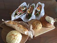 Riso(リゾ)のパン屋さんのパンでランチ(豊田市西町)