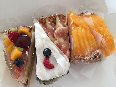 ブールブールさんのケーキたち(豊田市五ケ丘)