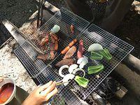 トリイ精肉店の肉美味し!昭和の森でBBQ (豊田市)