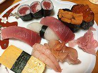 初寿司に行って来ました(千葉市検見川)