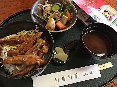 ランパス11⑩旬魚旬菜上田 松ヶ枝店  (豊田市)