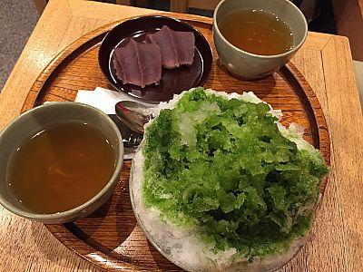 大人の休日♥赤福氷→しゃぶしゃぶ山笑ふ(ラシック) 名古屋デート