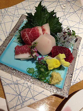 九州旅行 1日目③⇒菅乃屋で馬肉料理ランチ(熊本)