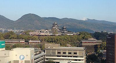九州旅行 2日目①熊本⇒阿蘇