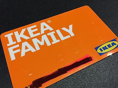 IKEA長久手店オープンするね  IKEAファミリーカードが届いたよ♪紹介コードあり(^◇^)