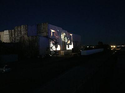 初★ラグーナテンボス イルミネーション 3Dマッピング AMAZE