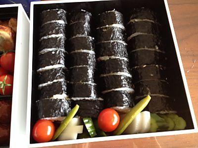 運動会のお弁当 DEAN & DELUCA|ディーンアンドデルーカ重箱