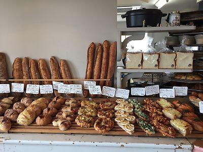 ブーランジェリー メゾン辻 東温市のオシャレで美味しいパン屋さん