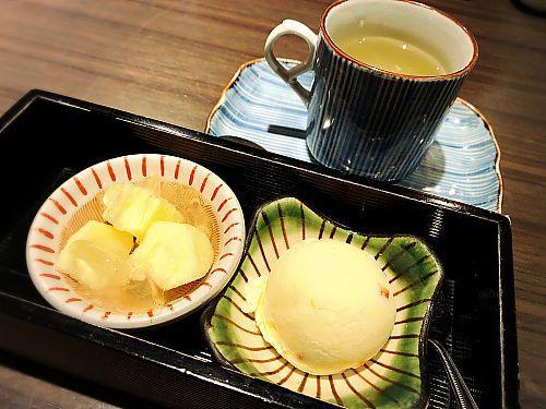 魯菴のランチで冬の味覚を味わう(豊田市駅前)コモ・スクエア