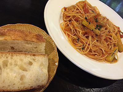 ルミーノカリーノで美味しいイタリアンランチ(新居浜)