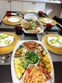 ママ友ランチ会!祝★マイホーム  トワイスのオードブルとアションのケーキでお祝い♪(豊田市)