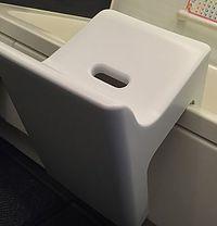 RETTO(レットー)のバスチェアと桶でバスルーム一新!