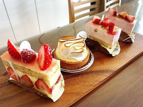 ひなまつりはアションさんのケーキたちで♥ (豊田市)