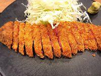 牛かつ専門店『京都勝牛』でランチを食べました   岡崎イオン