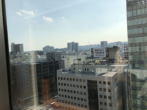 夫婦ふたり旅 仙台1日目⑥三井ガーデンホテル仙台泊