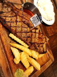 NICK STOCK(ニックストック)で限定10食ステーキランチ  (豊田市駅前) KiTARA