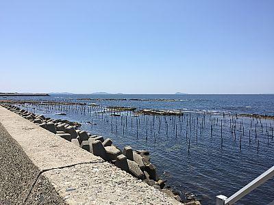 海の日は海へ!知多半島①活魚料理 東屋 (南知多)