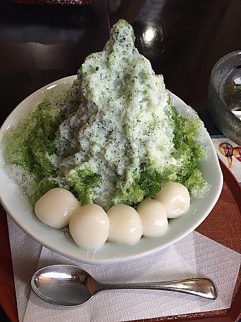 茶亭 萬屋(さていよろづや) 知立市の隠れ家チックな甘味処でカキ氷