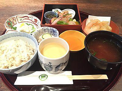 豆庵さんで和食ランチ(豊田市駅前)