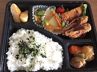 松丈弁当で超手抜き晩御飯(豊田市)