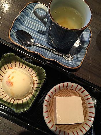 魯菴さんで旬の香ランチ(豊田市)