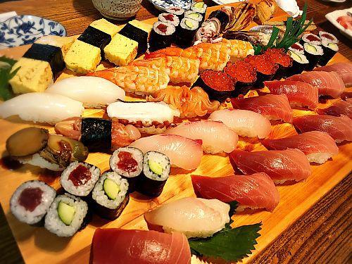 修善寺旅行⑦修善寺温泉からの沼津港 たか嶋で美味しい寿司