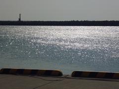 海を見に・・・