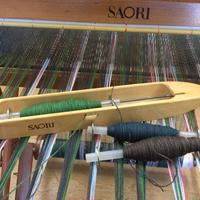 今日のさをり織り(豊田市)