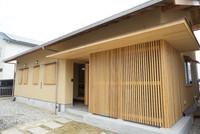 豊川市M様邸:土壁で気密断熱をとった温度差の少ない家