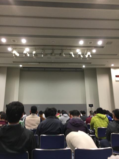 第70回岡崎市民駅伝 監督会議