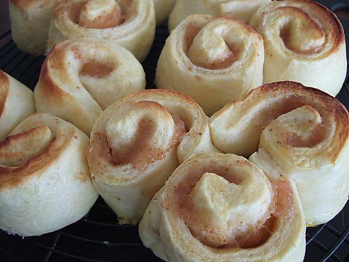 手作りいちじくパン