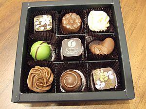 マダムセツコのチョコレート