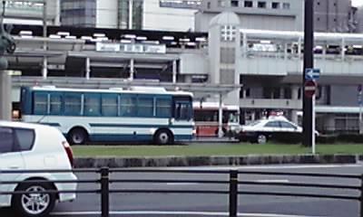豊田市駅前騒然!?