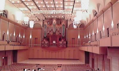 豊田市コンサートホールに行ってきました