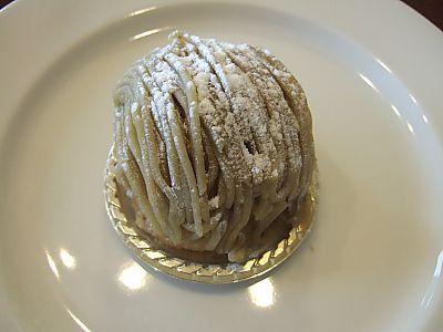 五月のミュゲットのケーキ(三好)