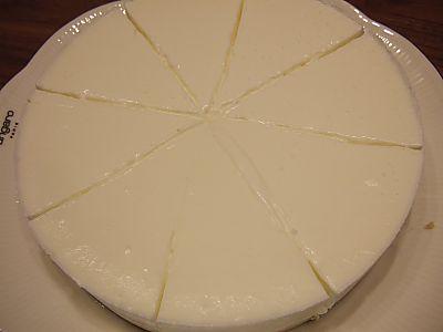 レアヨーグルトケーキ♪