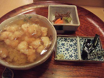 八日市⇒天ぷらいわ井ランチ(豊田市)