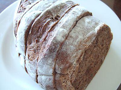手作りパンを頂いたよ♪