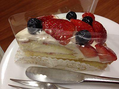 パステルでケーキセット♪(みよし市)