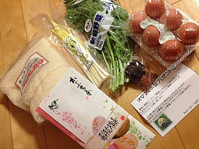 ドキン夢農人感謝祭に参上!!