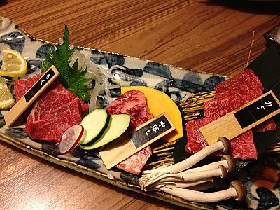 和牛の里 浪漫亭で個室焼肉ランチ(知立)
