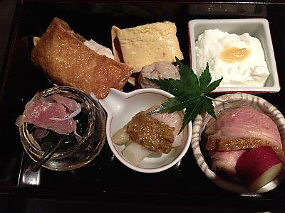 魯菴で誕生日祝い&遅れて母の日祝い(豊田市)