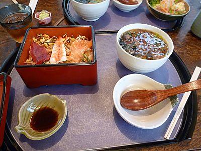 寿司龍でランチ(豊田市)