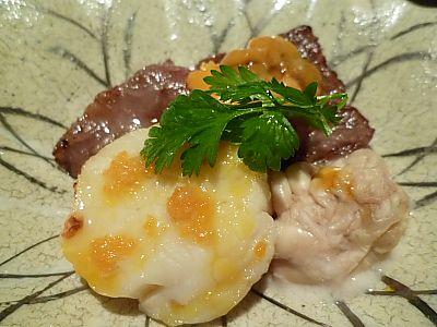 和is魯菴さんで初めてのディナー(豊田市)