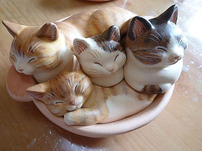 猫好き集まれ!