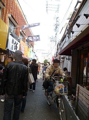 大須ぶらり食べ歩き散策(名古屋)