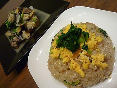 ビストロレポ 筍と菜花のおこわ編(NE-R3200)