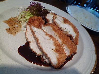 レストラン東郷で初ランチ(豊田市)